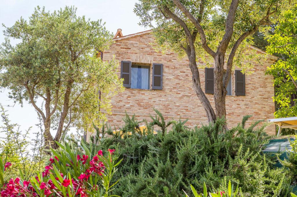 Casavostra resort di campagna Senigallia Ancona Top Travel Mileva
