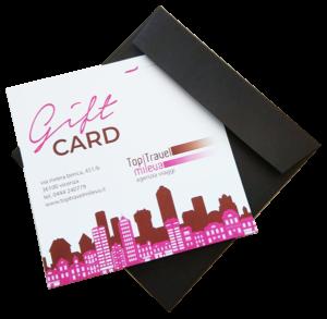 top travel mileva agenzia viaggi vicenza gift card